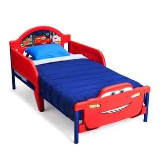 🚚 McQueen 3D Cartoon Bed PRE-ORDER