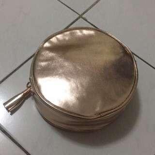 Sling/selempang gold bulat