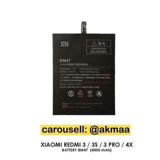 Xiaomi Redmi 3 / 3S / 3 PRO / 4X #ME150