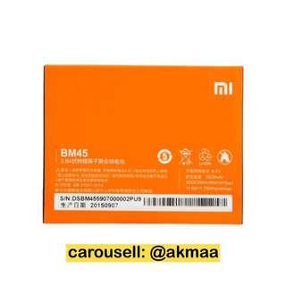 Xiaomi Original Redmi Note 2 Battery #ME150