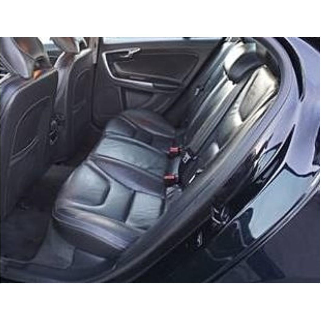 賣26萬跑四萬公里2014年Volvo S60 2.0L D4柴油頂級款 買的是享受GOOD