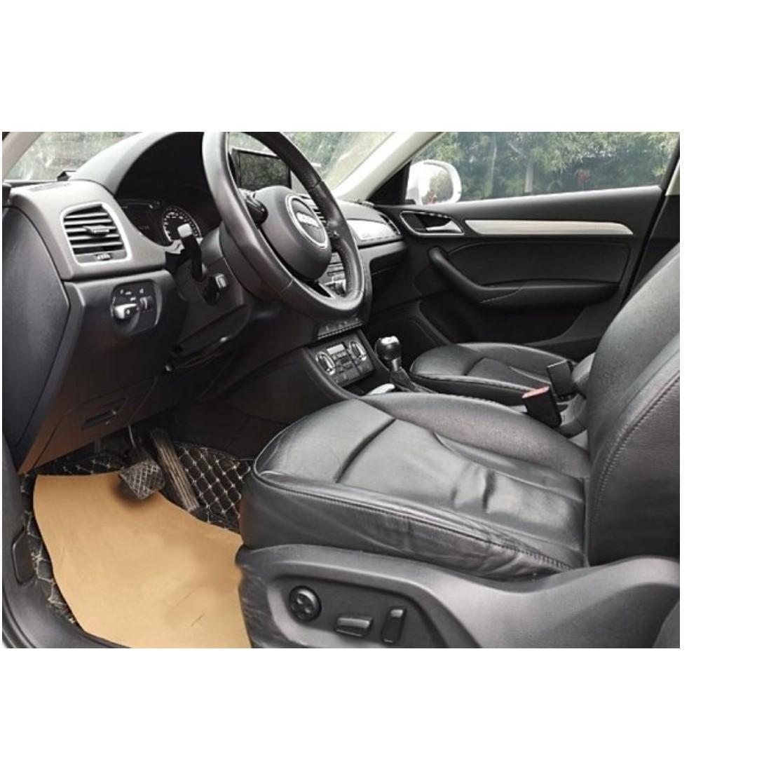 賣27.8萬跑四萬公里2015年 Audi Q3 1.4L 價錢便宜跨界時尚小休旅 超級GOOD