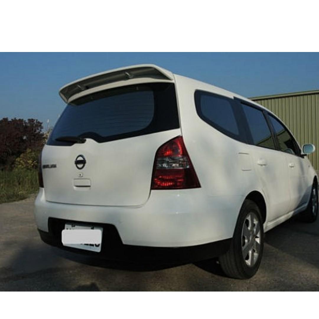 賣12萬2010年 Nissan Livina 白色再度入庫 歡迎指教12年已賣GOOD