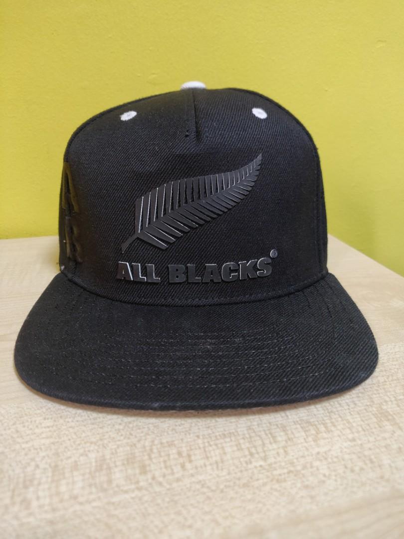 6454862bd622c Adidas Cap ALL BLACKS NZ rugby