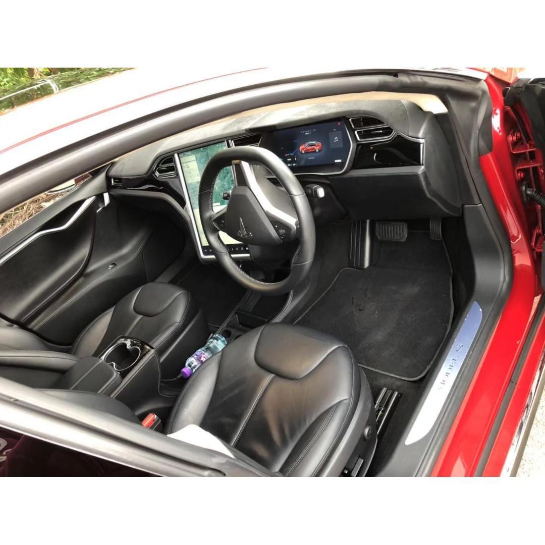 特斯拉 Tesla MODEL S 90D
