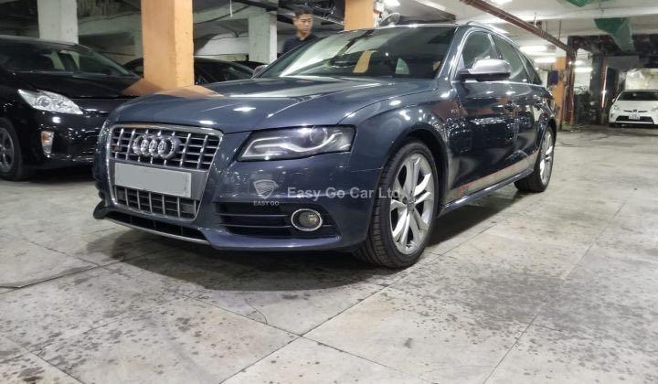 Audi S4 AVANT 2010