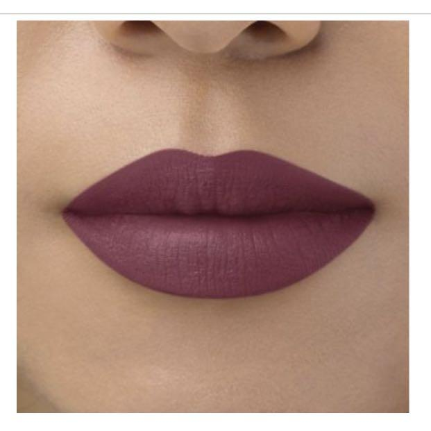 Bareminerals BarePro Longerwear Matte Lipstick in Boysenberry