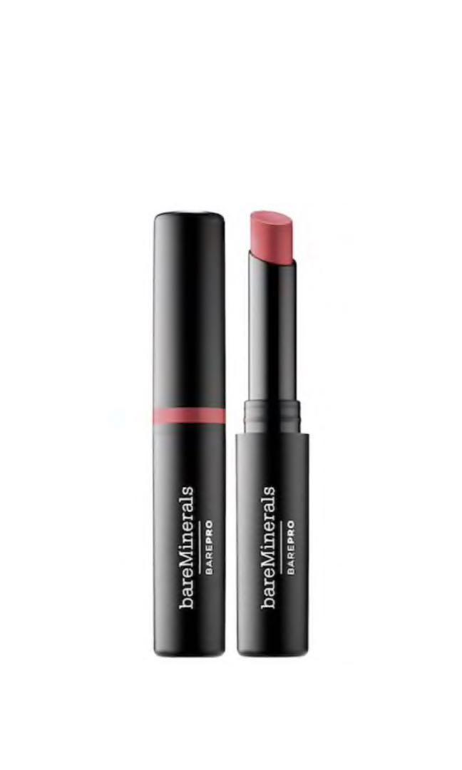 Bareminerals BarePro Longerwear Matte Lipstick in Cinnamon