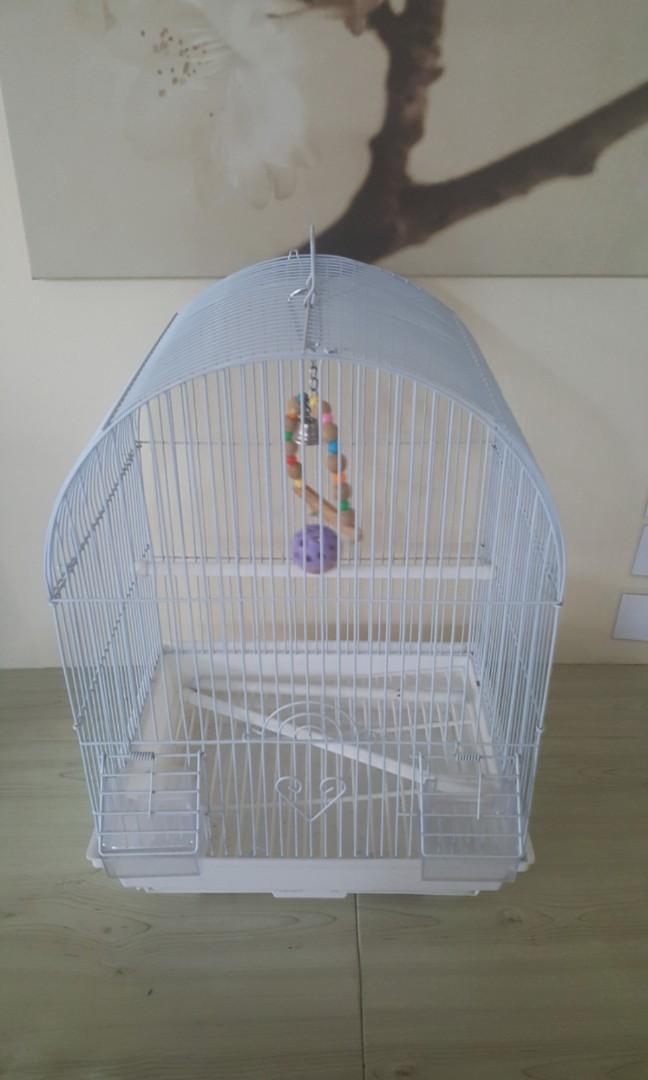 Bird Cage for smaller birds(Reduced)