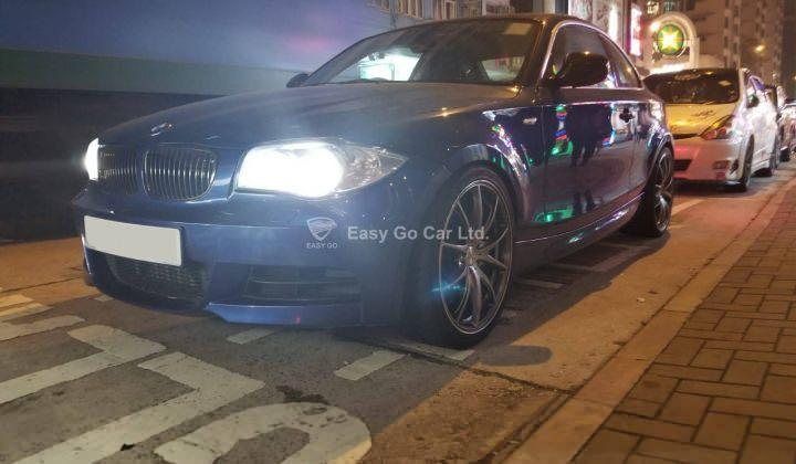 BMW 135I COUPE DCT 2010