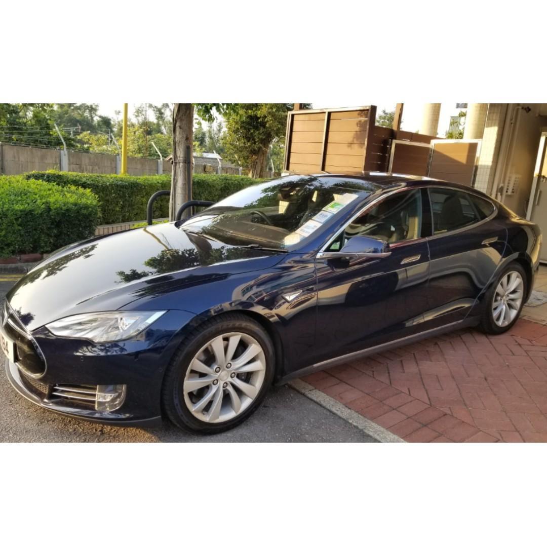 特斯拉 Tesla MODEL S 85
