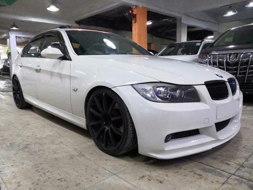 BMW 323IA2008