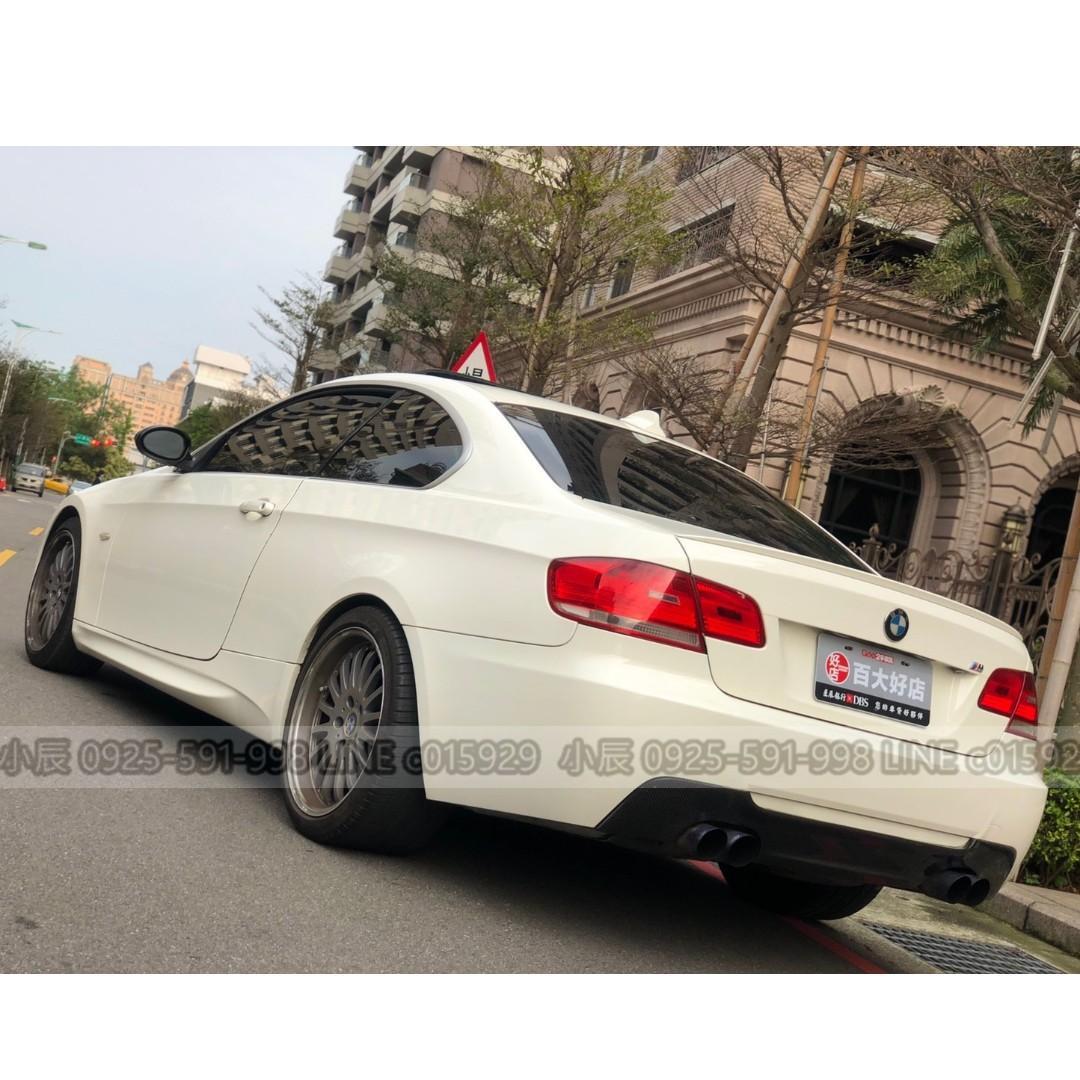 BMW 335CI 雙門轎跑 個人貸款額度試算 強力過件低利率