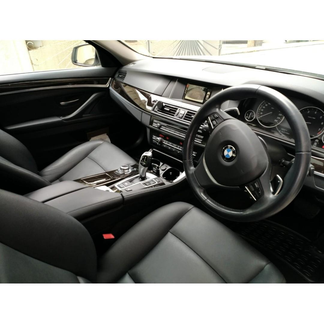 BMW 520I (1997cc) 2014