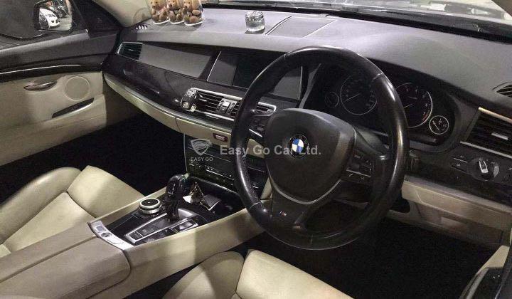 BMW 550 GT 2009