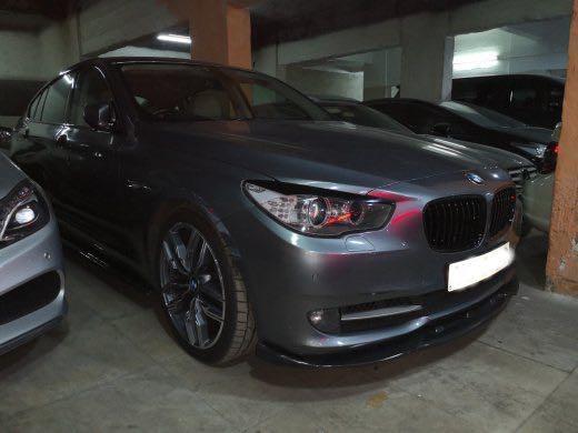 BMW 550I 2009