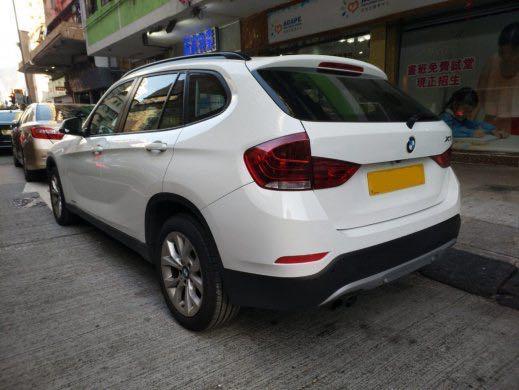 BMW X1 SDRIVE20iA 2012