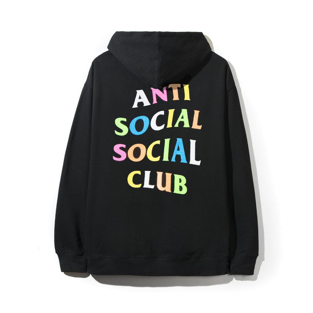 ff47462a9d00 🔥BN ASSC Rainbow Hoodie Size S, Men's Fashion, Clothes, Tops on ...
