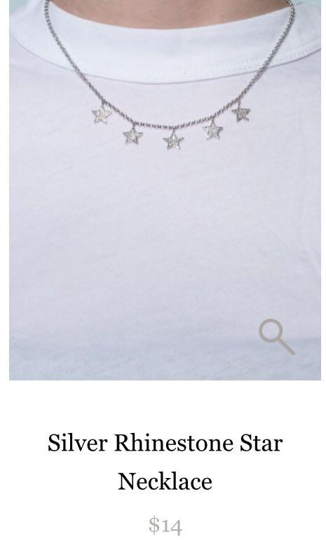 BRAND NEW BRANDY MELVILLE STAR NECKLACES ALL 3 FOR $27 OR READ DESCRIPTION FOR INDIVIDUAL PRICES