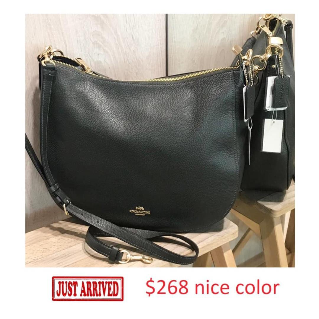Brand New Instock Coach Bag Luxury