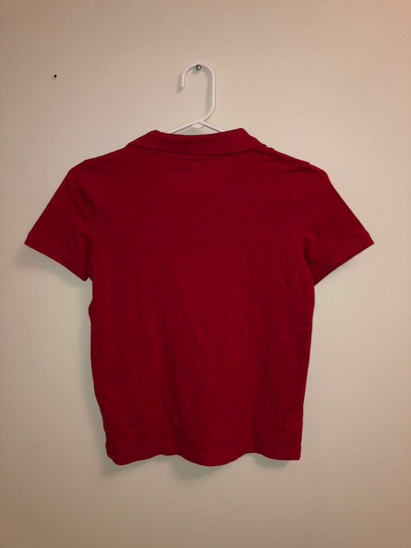 BRAND NEW Red Polo