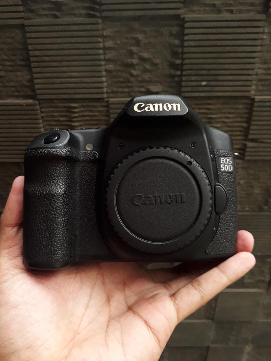 Canon eos 50D body only muluss