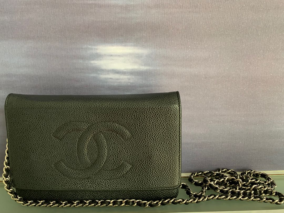 d943a8184fc4 Chanel WOC, Luxury, Bags & Wallets, Sling Bags on Carousell