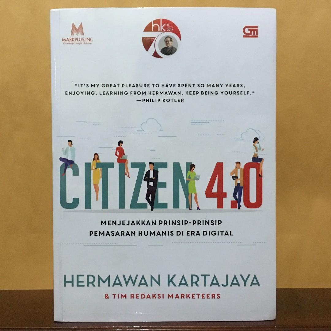 Electronic Recruitment Application Era Myanmar: Hermawan Kartajaya [Buku BARU,SEGEL,ORIGINAL