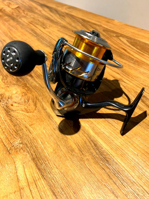 f0c180dfab6 Daiwa certate 3012 Rcs knob, Sports, Sports & Games Equipment on ...