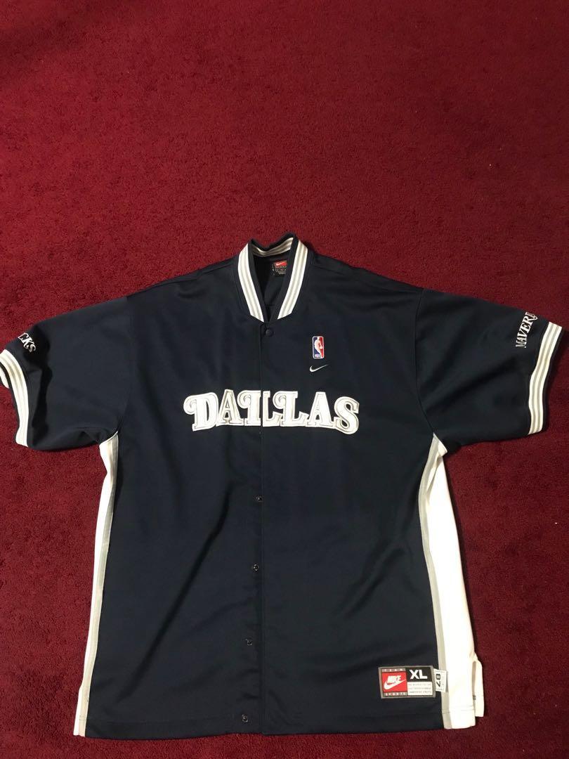 Dallas Mavericks Authentic Jersey
