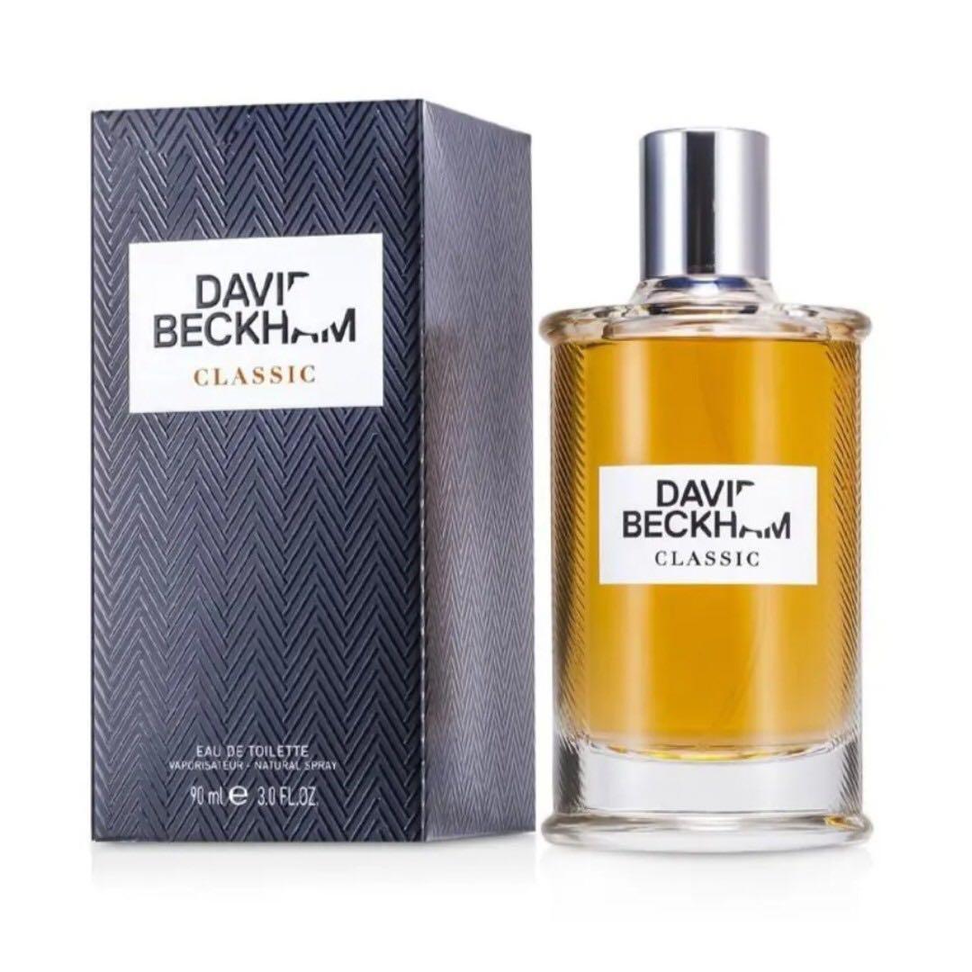 岡山戀香水~David Beckham Classic 貝克漢經典男性淡香水90ml~優惠價:850元
