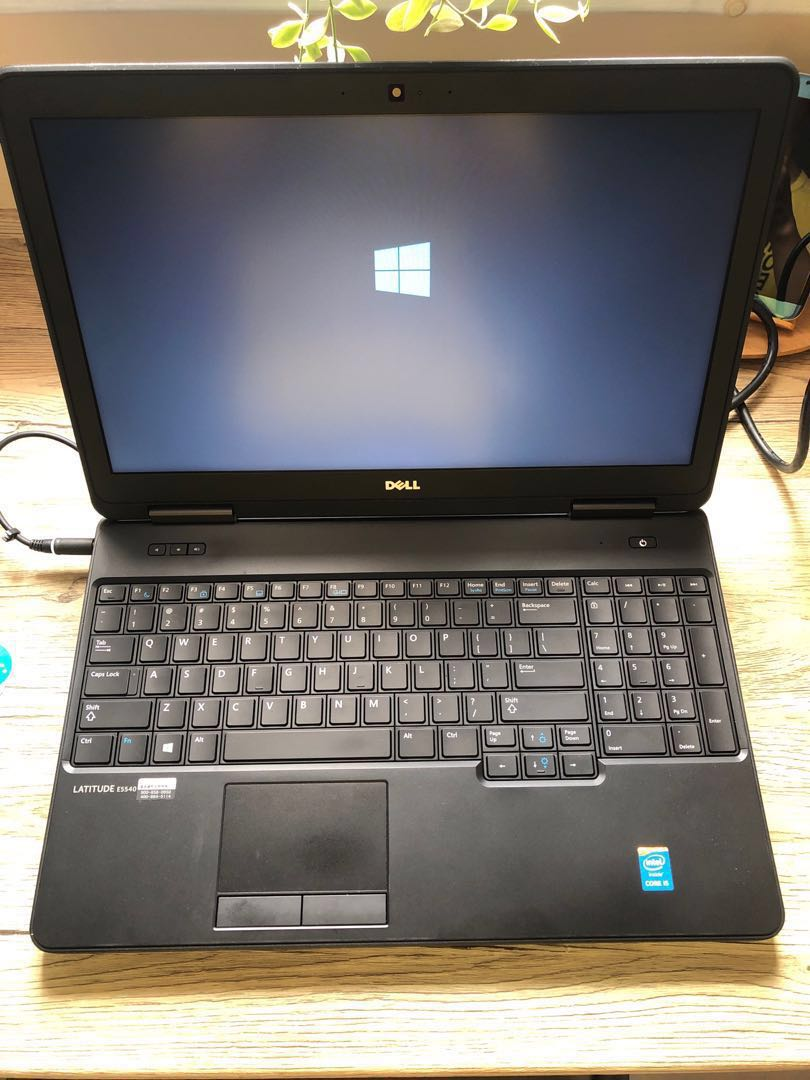 "Dell Laptop E5540 15 6"" with numpad"
