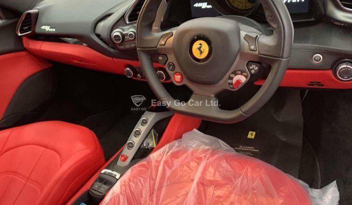 Ferrari 488 SPIDER SS 2017