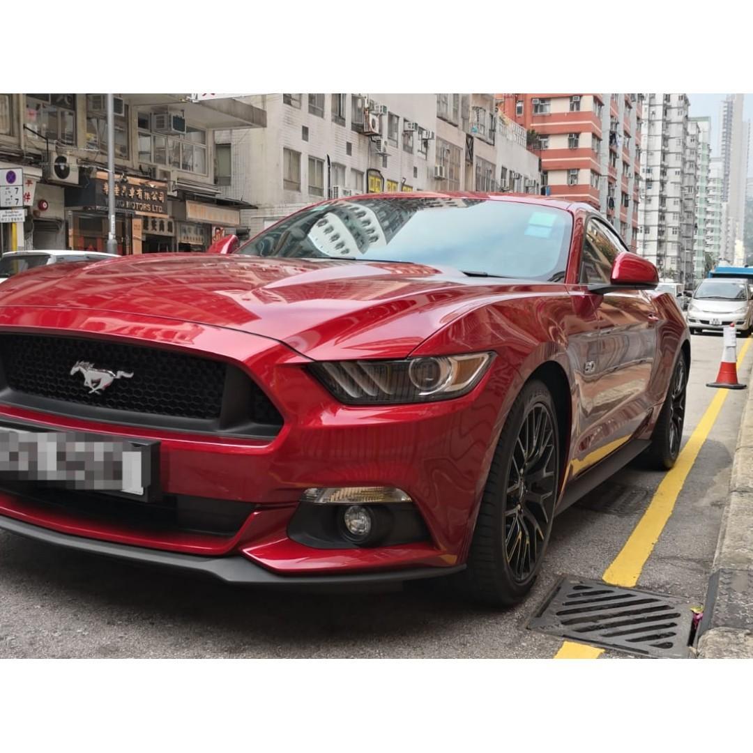 福特 Ford MUSTANG 5.0