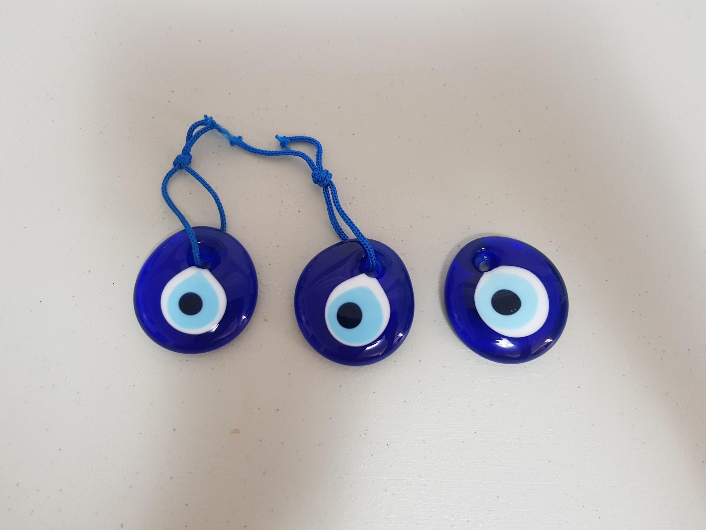 Good fortune ornaments (small)