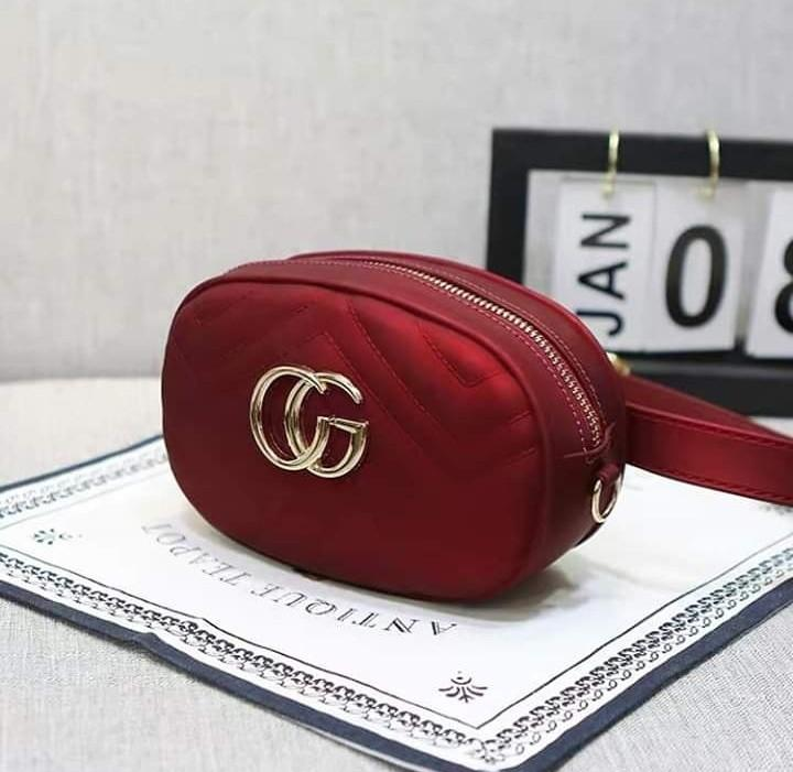 a06ac3584 gucci inspired 3 way belt bag on Carousell