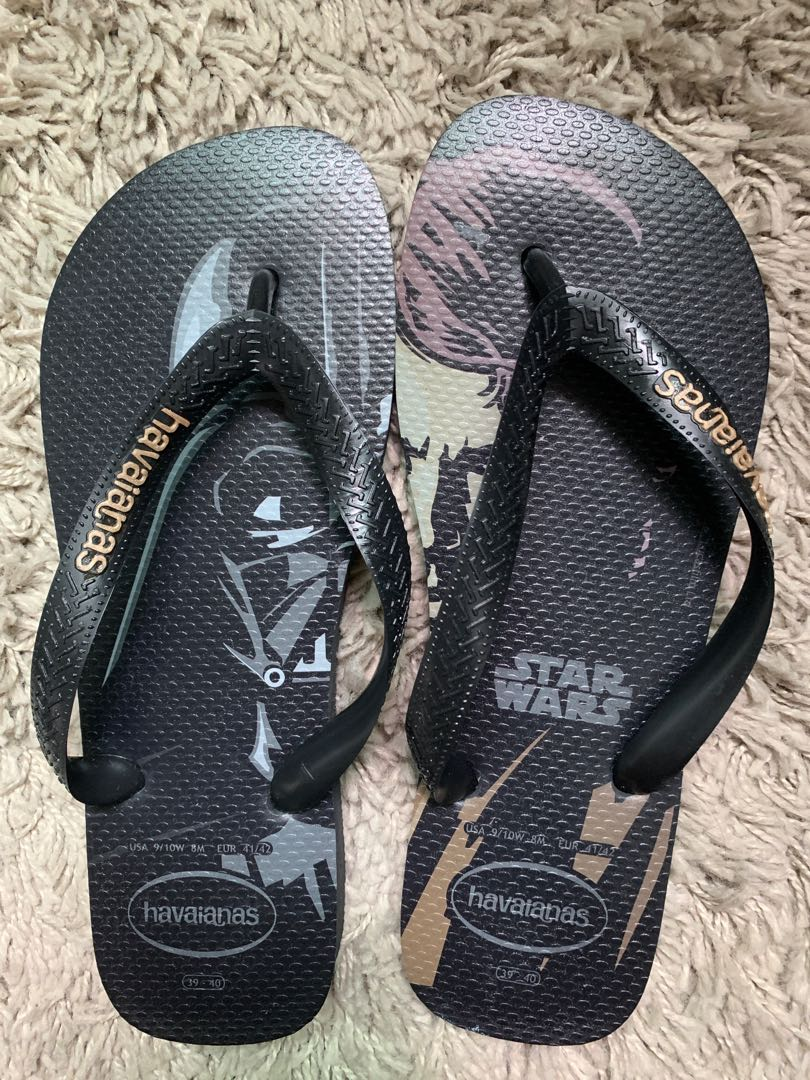 931948e29 Havaianas Limited Edition Star Wars Slippers