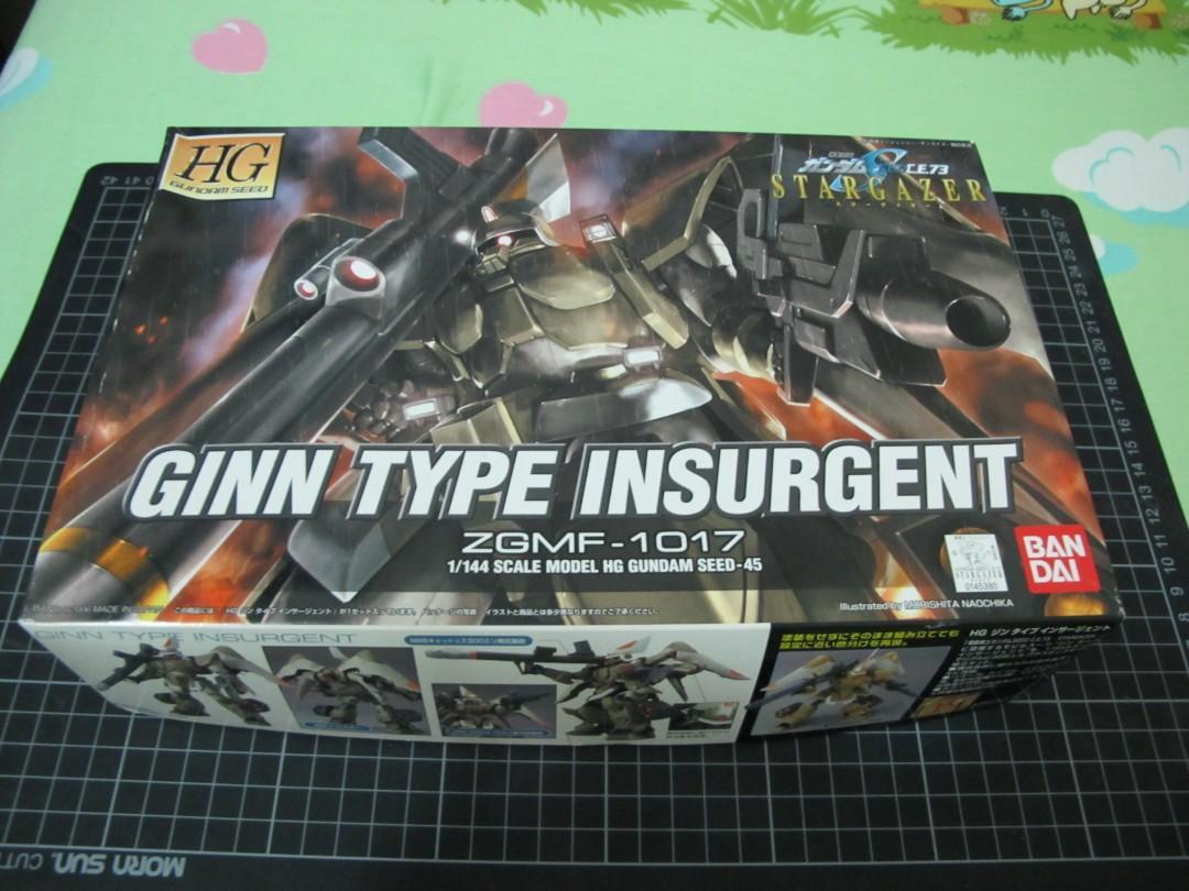 HG 觀星者 Stargazer Gundam 模型