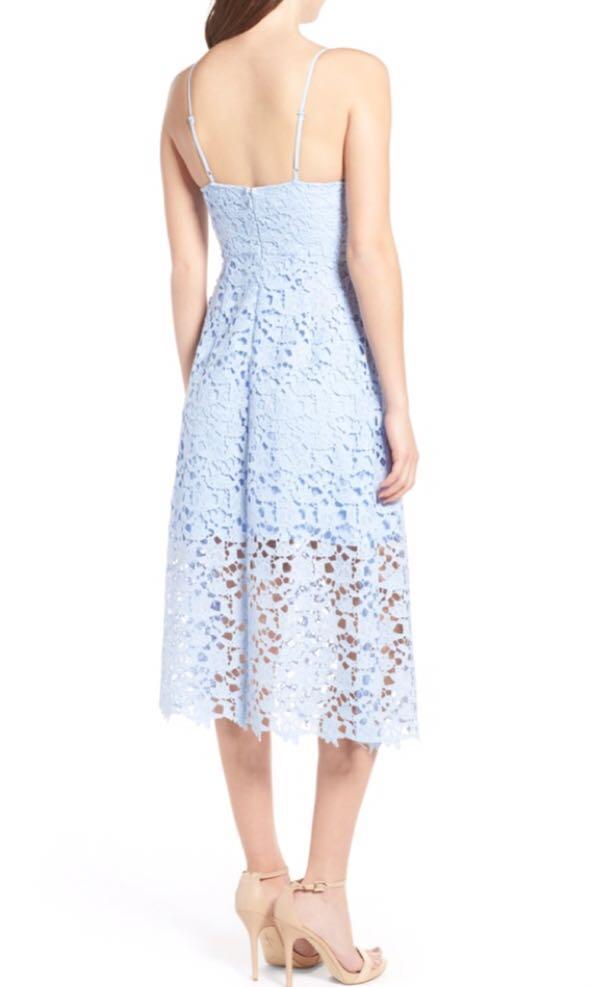 Hire Lace Azaelea Midi Dress Aus 6 Aus 8