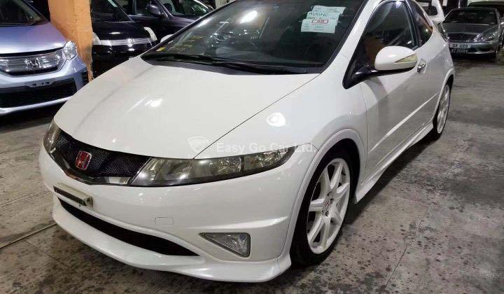 Honda Civic TYPE R FN2 2011