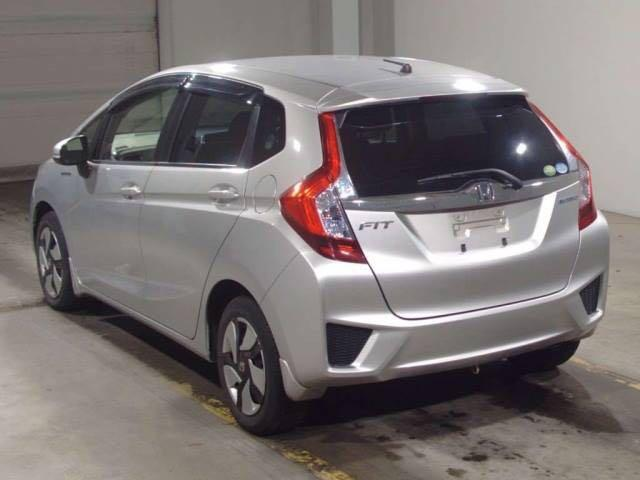 HONDA FIT HYBIRD 2014