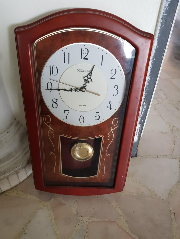 Hoseki pendulum clock