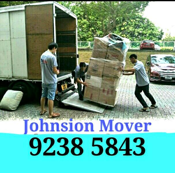 Housing moving services call 92385843 JohnsionMover