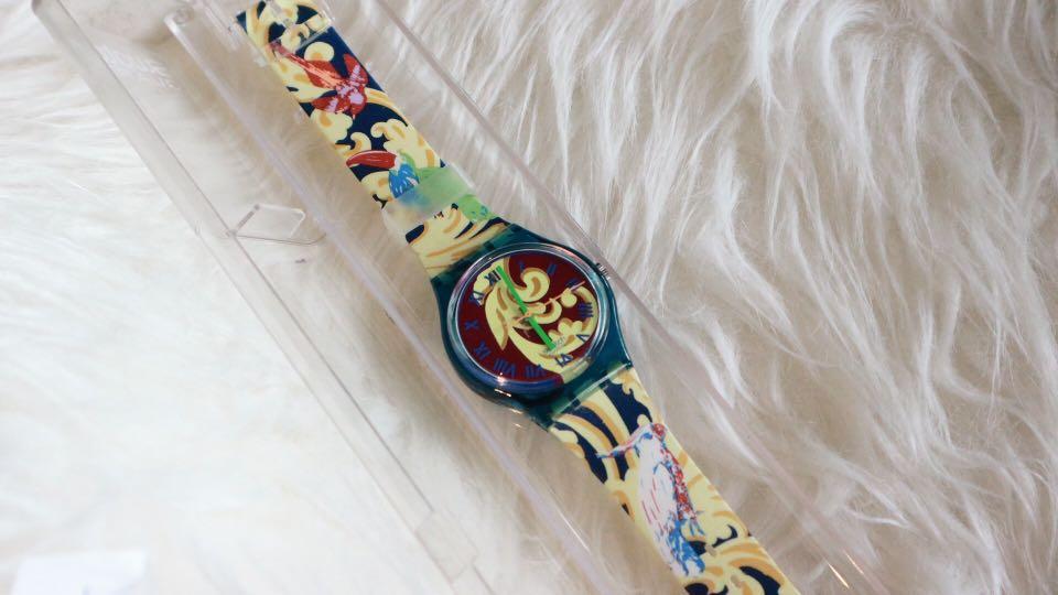 Jam Tangan Swatch (geser untuk melihat model lain)