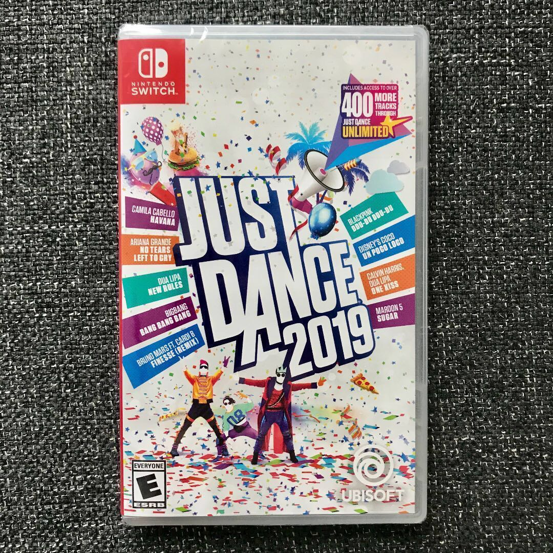 Just Dance 2019 Nintendo Switch Game, Toys & Games, Video