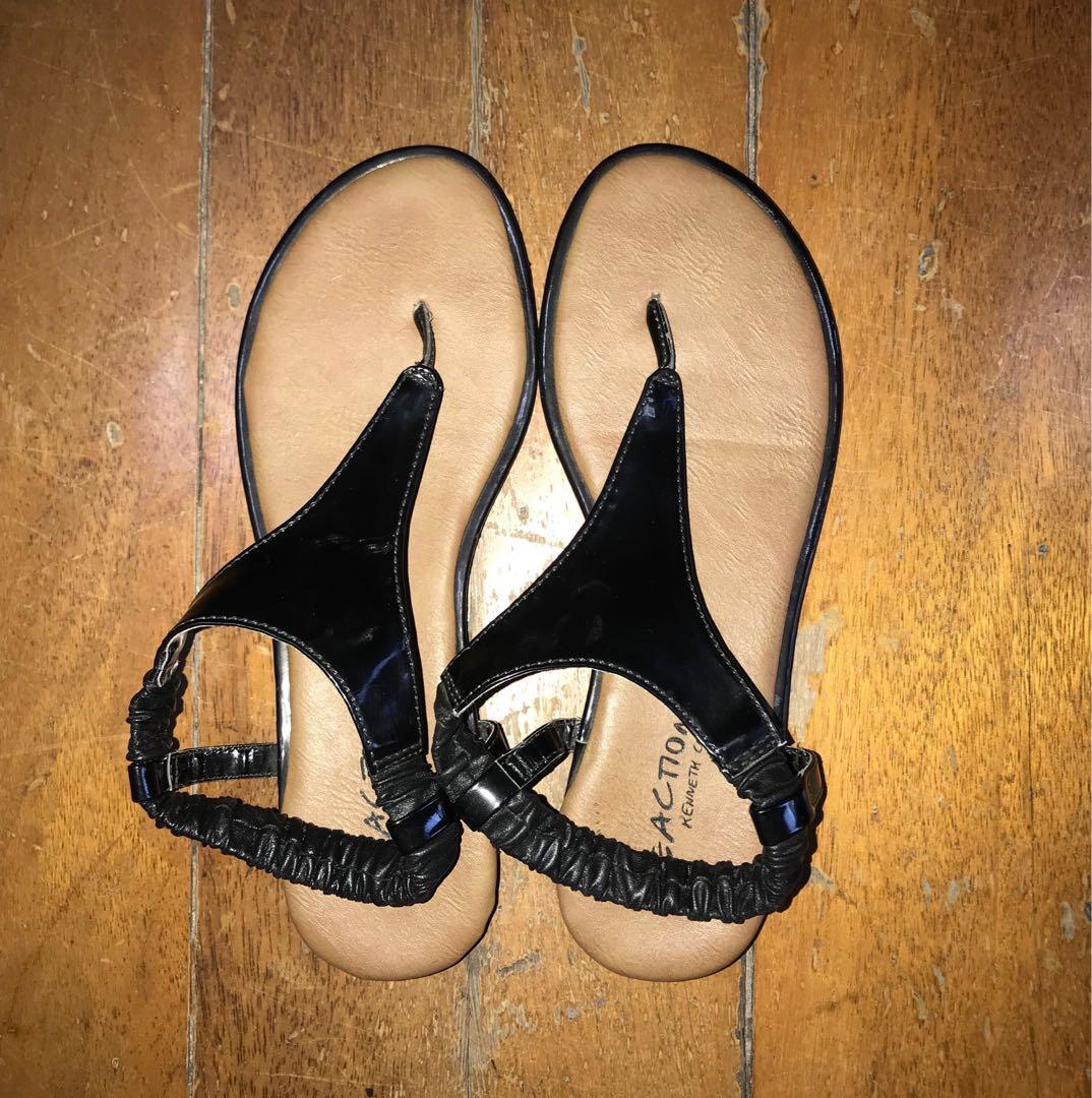 Cole Black Sandals Carousell Kenneth On F1clKJ