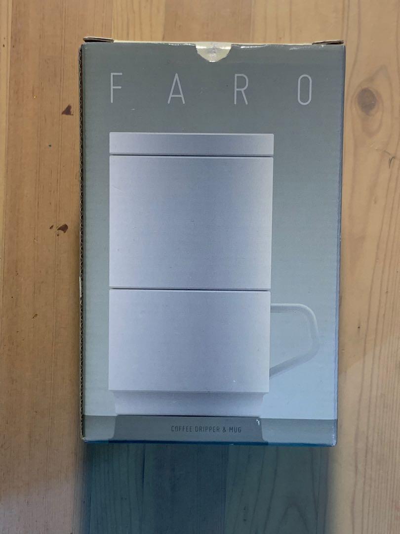 Kinto Faro 手沖咖啡組