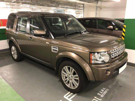 LAND ROVER DISCOVERY 4 3.0 DIESEL 2012