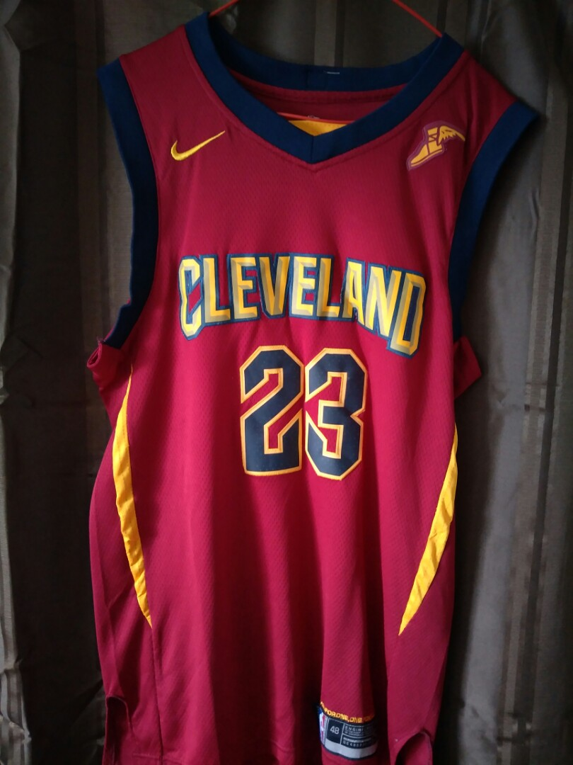 promo code 36238 7136e NBA Jersey Lebron James #23 Cavs