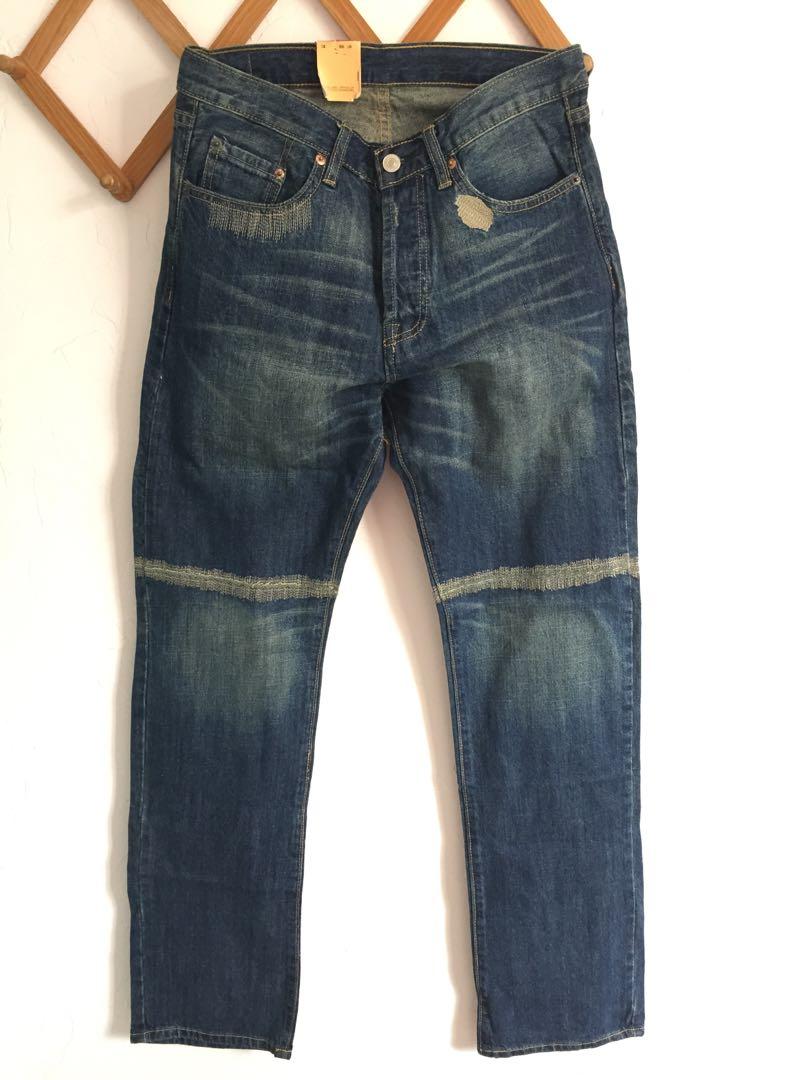 1d998b82 Levi S 501 Preshrunk Jeans 牛仔褲 Men Fashion Bottoms On